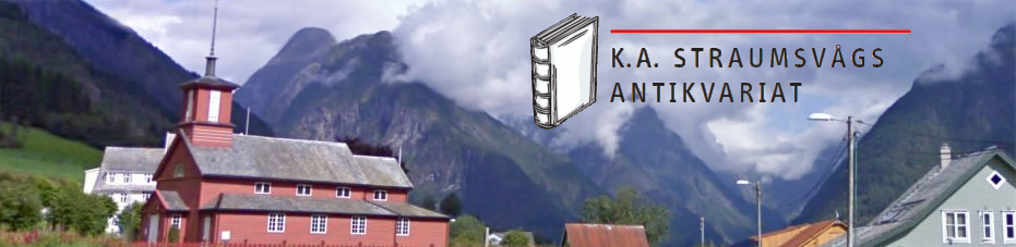 K.A. STRAUMSVÅGS ANTIKVARIAT